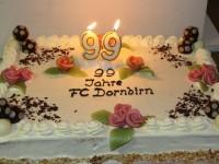 99. Geburtstagsfeier