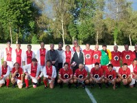 FC Dornbirns Altherren auf Tour