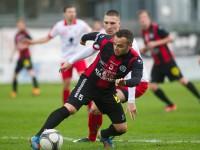 Fussball, Regionalliga West, Nachtragsspiel, FC Dornbirn - FC Hard, Ibrahim Erbek