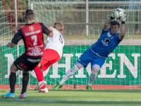 Regionalliga West, 3. Spieltag FC Dornbirn - FC Hard