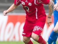 Fussball, Regionalliga West, 1. Spieltag, FC Dornbirn - Pinzgau/Saalfelden, philipp hörmann