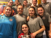 FCD-Ladies beim Turnier in Tettnang (05.01.19)