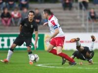 fussball, regionalliga west, derby, fc dornbirn - sw bregenz