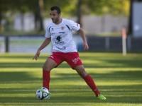 Fussball, Regionalliga West, 11. Spieltag, FC Dornbirn - SC Schwaz, Yusuf Özüyer