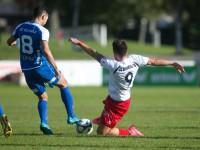 Fussball, Regionalliga West, 11. Spieltag, FC Dornbirn - SC Schwaz, Andreas Lo Re