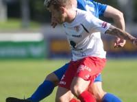 Fussball, Regionalliga West, 11. Spieltag, FC Dornbirn - SC Schwaz, Philipp Hörmann
