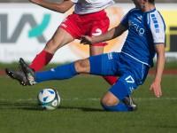 Fussball, Regionalliga West, 11. Spieltag, FC Dornbirn - SC Schwaz, Manuel Honeck