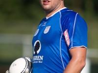 Fussball, Regionalliga West, 1. Spieltag, Derby, FC Dornbirn - SCR Altach Amateure, Dominik Lampert