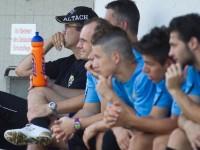 Fussball, Regionalliga West, 1. Spieltag, Derby, FC Dornbirn - SCR Altach Amateure