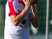Fussball, Regionalliga West, 1. Spieltag, Derby, FC Dornbirn - SCR Altach Amateure, Patrick Pircher