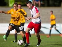 Fussball, Regionalliga West, 1. Spieltag, Derby, FC Dornbirn - SCR Altach Amateure, Gültekin Sönmez