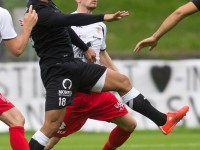 Fussball, Regionalliga West, 9. Spieltag, FC Dornbirn - SW Bregenz