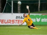 Fussball, Regionalliga West, 9. Spieltag, FC Dornbirn - SW Bregenz, Tor zum 2:0 durch manuel Honeck