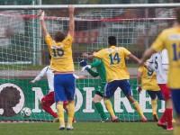 Fussball, Regionalliga West, 14. Spieltag,  FC Dornbirn - St. Johann