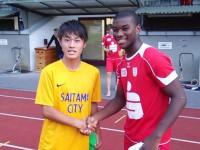 FCD U18 - Auswahl 3:3 (28.07.15)