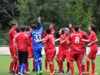 FCS - Juniors 1:2 (20.08.16)
