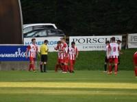 FCW - Juniors 1:3 (19.08.18)