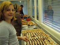 In der FC-Weihnachtsbäckerei (01.12.13)