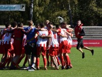Juniors - FCS 1:0 (14.10.18)