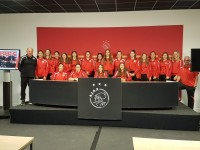 Ladies FC Dornbirn 1913 in Amsterdam (19./21.04.19)