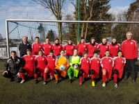 Ladies - FC St. Gallen Damen 3:0 (02.02.19)
