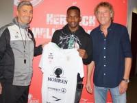 "Neu beim FC Dornbirn \""Madiu Bari\"""