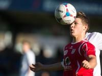 fussball, regionalliga west, derby, scr altach amateure - fc dornbirn, christoph domig