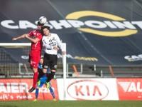fussball, regionalliga west, derby, scr altach amateure - fc dornbirn, kubilay kalan, patrick pircher