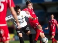 fussball, regionalliga west, derby, scr altach amateure - fc dornbirn,  kubilay kalkan, patrick pircher