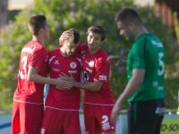 VFV-Cup: DSV - FCD 0:3 (22.04.2015)