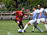 FC Dornbirn Amateure beim 3:2-Sieg in Kennelbach in die zweite Cuprunde!