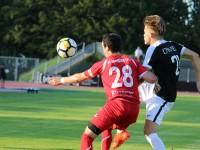 VFV-Cup: SWB - FCD 2:4 i.E. (23.08.17)