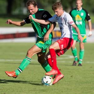 FCD-Youngster David Smoljanovic  & Co. wollen in Hard unbedingt gewinnen!