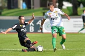 100-Jahr-Turnier in Dornbirn  SC Austria Lustenau - Rivella SC Bregenz