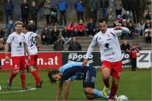 Yusuf Özüyer - Torschütze zum 1:0!
