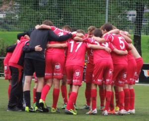 Ein Trainer - Ein Team - FC Dornbirn Juniors!