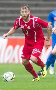Philipp erzielte per Traumtor die Führung!