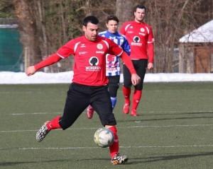FCD-Abräumer und Dauerläufer Kevin Dold