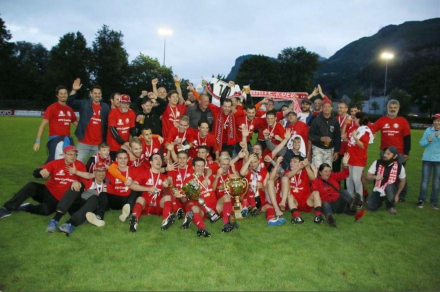 VFV-Cup Sieger 2016 - Die Krönung einer perfekten Saison! (Fotos: Luggi Knobel)