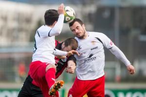 Regionalliga West, 19. Spieltag FC Dornbirn - FC Hard