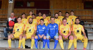 2. Landesklasse - Juniors-Kader 2016/2017