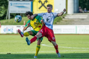 Torschütze zum 2:0 - Franco Joppi!