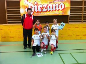 immoteam7 gratuliert dem Rothosen U9-Team!