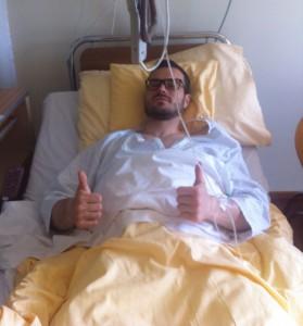 Hirschi wurde erfolgreich operiert!