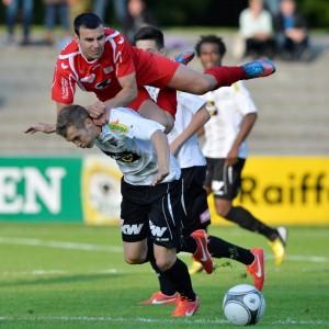 100-Jahr-Turnier in Dornbirn  SCR Altach - FC Dornbirn