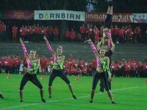 Showdancegruppe ATSV Walgau