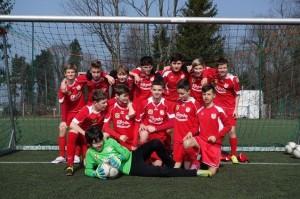 Unsere erfolgreichen U13-Jungs!