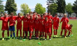 U14 Landesmeister 2013-14