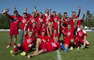 U18 Landesmeister 2013-14