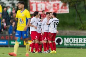 Franco Joppi volley zum 0:2!